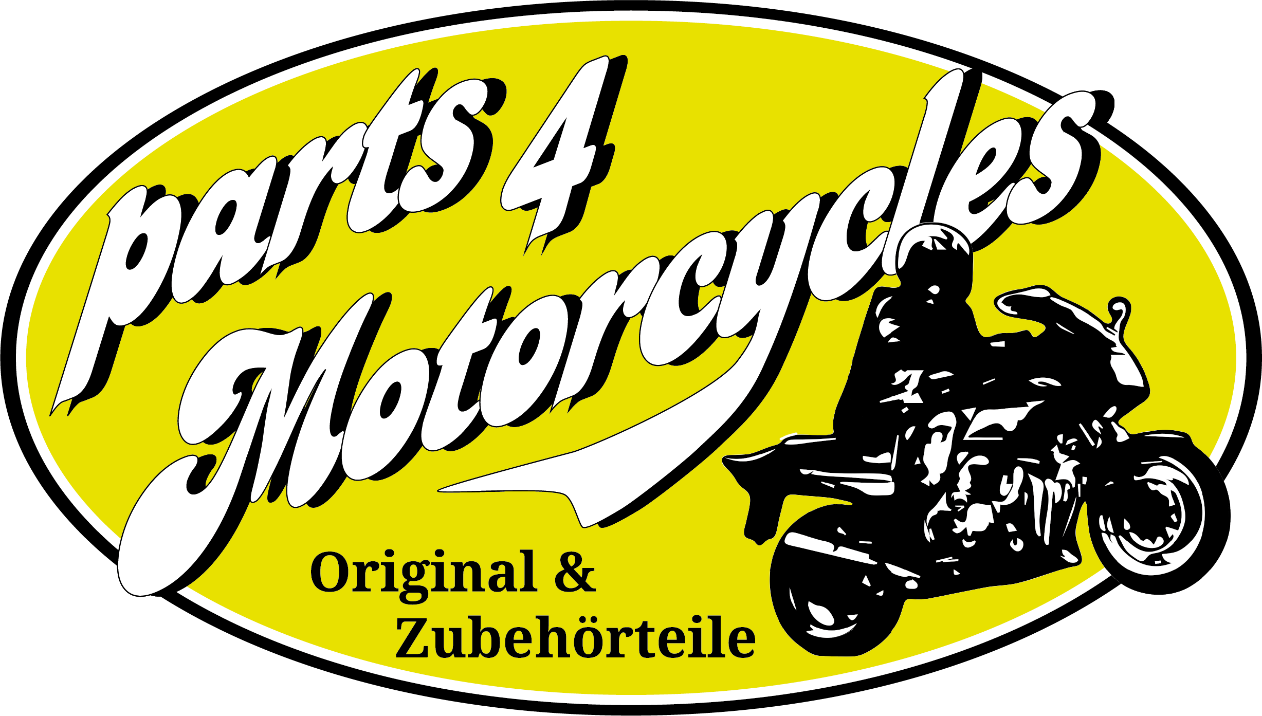 Logo Parts4Motorcycles