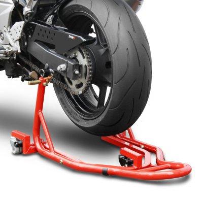 Motorradheber / Wippen