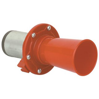 OOOGAH Classic Car Fun horn red