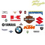 Motorcycle Parts by Manufacturer