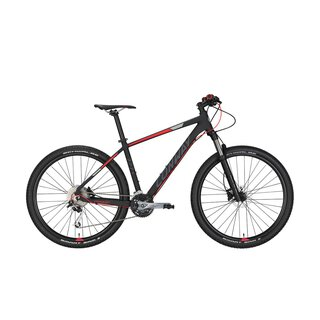 CONWAY MTB MS 727 Mod. 18 Herren 27, black matt/red, 27-Gang SHIMANO XT Mix, Rahmenhöhe 46 cm