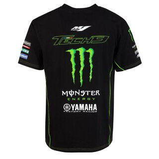TECH 3 MONSTER YAMAHA CUSTOM T SHIRT